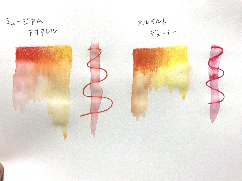 アルブレヒトデューラー ミュージアムアクアレル 色鉛筆