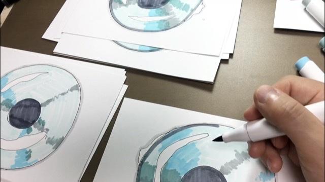 パラパラ漫画の描き方について解説!コツやオススメの画材を紹介!
